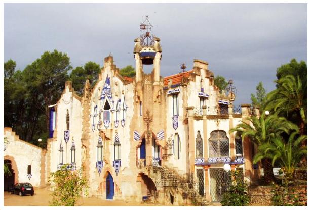 Casa Lluch - Edifici Modernista